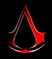 Assassin's creed red logo