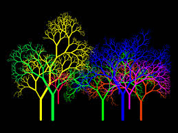 Trees or neurons