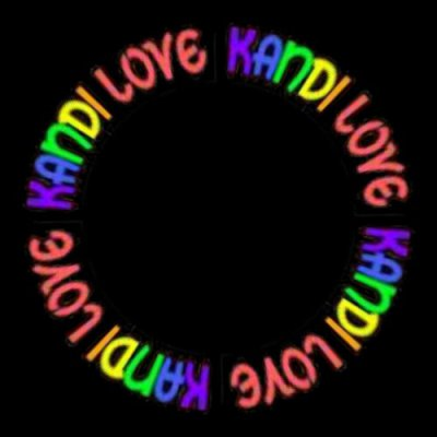 Kandi Love - Oakland Rave Logo round preview