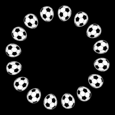 Soccer ball round preview