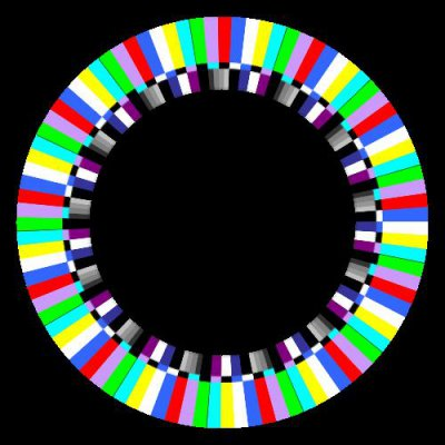 tv colorbars round preview