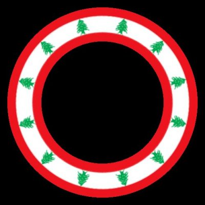 255px Flag of Lebanon.svg round preview