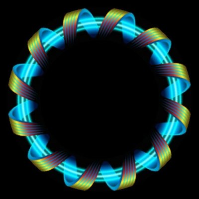 ribbon spiral 136px round preview