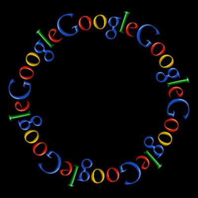 Google logo round preview